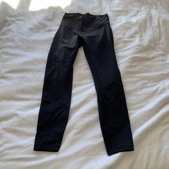 Wunder Train Pants -black sz 6